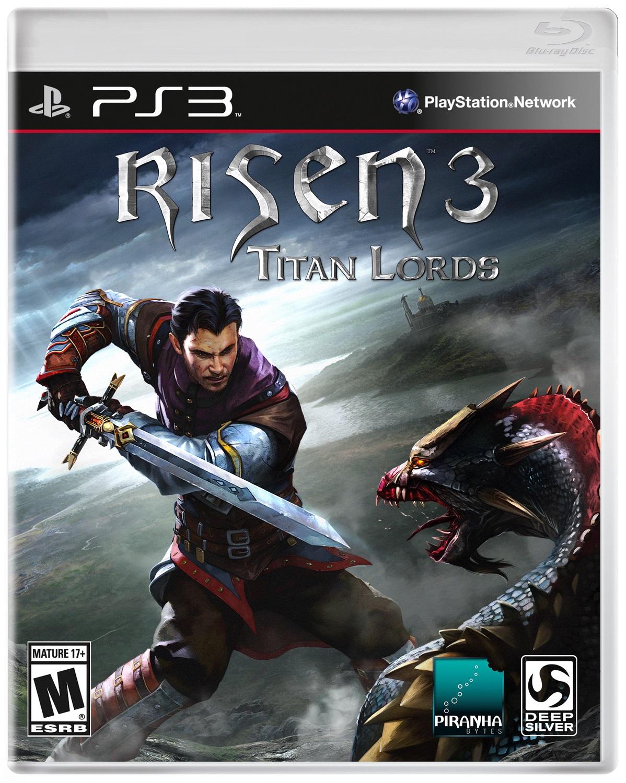 Risen 3 Titan Lords PS3-DUPLEX