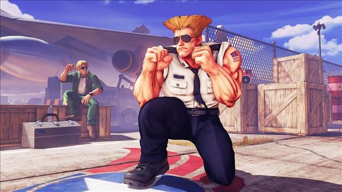 Street Fighter V Getting Massive Content Drop