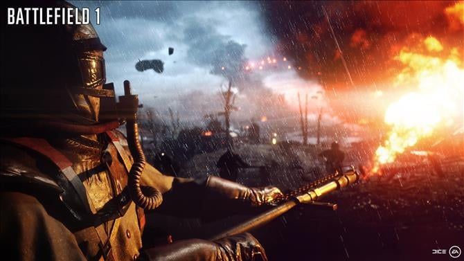 Battlefield 1 Update Fixes Buggy Class Rank Trophies