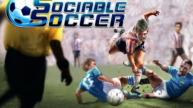 Sociable Soccer First Gameplay Preview at Play Blackpool