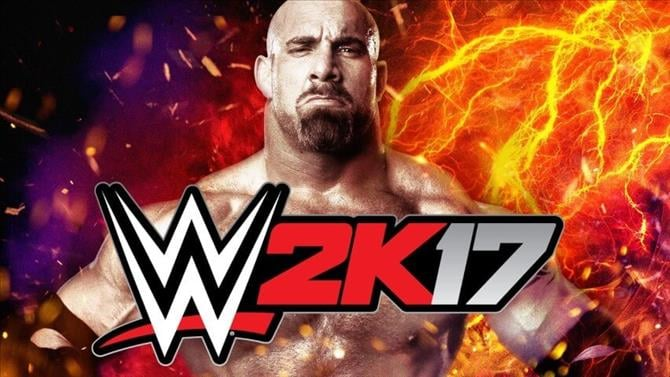 Brock Lesnar Is Your WWE 2K17 Cover Star, Release Date Announced