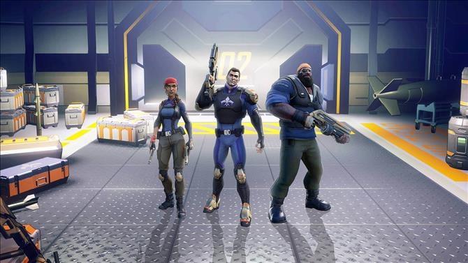 E3 2016: Agents of Mayhem's Wacky and Colorful World