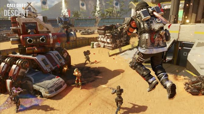 Call of Duty: Black Ops III Gets Double XP in Fracture Playlist This Weekend