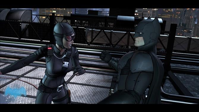 TGN First Impression - Batman: The Telltale Series Episode One