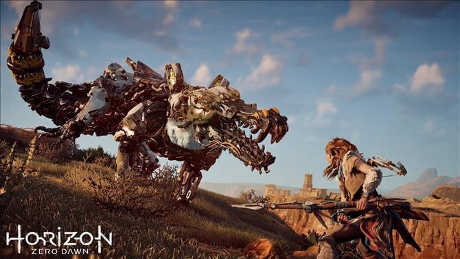 Meet Horizon: Zero Dawn's Snapmaw
