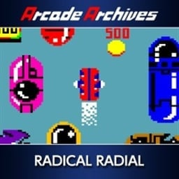 Arcade Archives: Radical Radial