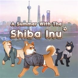 A Summer with the Shiba Inu (Asia)