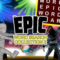 Epic Word Search Collection 2 (Vita)
