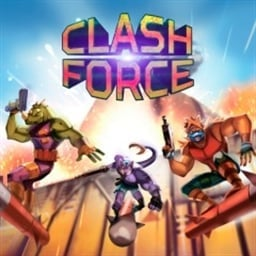 Clash Force (Asia)