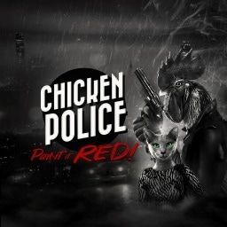 Chicken Police - Paint it RED! (EU)