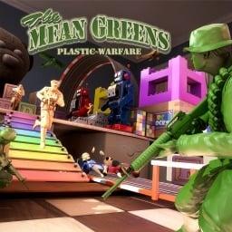 The Mean Greens: Plastic Warfare