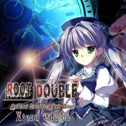 Root Double -Before Crime * After Days- Xtend Edition (Asia) (Physical) (Vita)