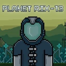 Planet RIX-13 (HK/TW) (Vita)