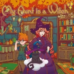 My Aunt is a Witch (HK/TW) (Vita)