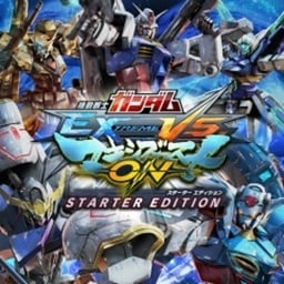 Mobile Suit Gundam: Extreme Vs. Maxi Boost ON Starter Edition