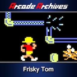 Arcade Archives Frisky Tom