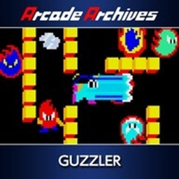 Arcade Archives GUZZLER