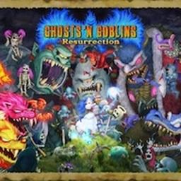 Ghosts 'n Goblins Resurrection (EU)