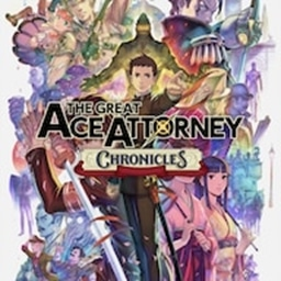 The Great Ace Attorney Chronicles (Asia)
