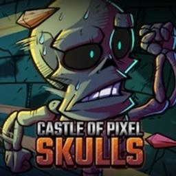 Castle Of Pixel Skulls (PS4)