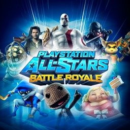 PlayStation All-Stars Battle Royale (Vita)