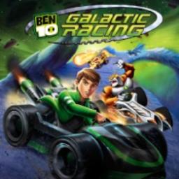 Ben 10 Galactic Racing (Vita)