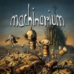 Machinarium (Vita)
