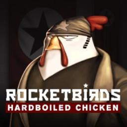 Rocketbirds: Hardboiled Chicken (Vita)