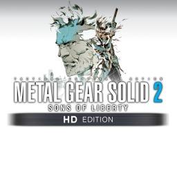 Metal Gear Solid 2 (Vita)
