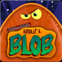 Tales from Space: About a Blob