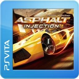 Asphalt: Injection (JP) (Vita)