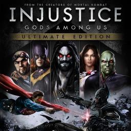 Injustice: Gods Among Us Ultimate Edition (EU)