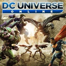 DC Universe Online (EU) (PS4)