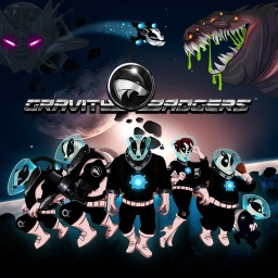 Gravity Badgers (Vita)