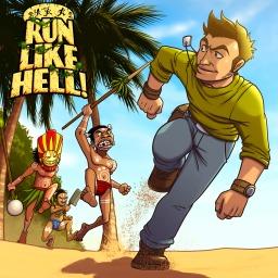 Run Like Hell! (Vita)