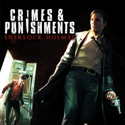 Sherlock Holmes: Crimes and Punishments (2014)