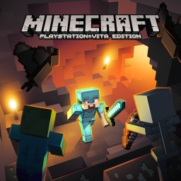 Minecraft: PlayStation Vita Edition (Vita)