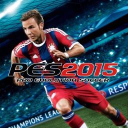 Pro Evolution Soccer 2015 (EU) (PS3)