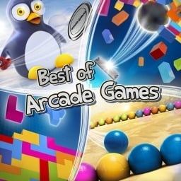 Best of Arcade Games - Deluxe Edition (EU) (Physical) (Vita)