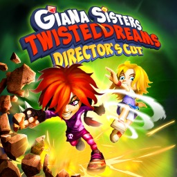 Giana Sisters: Twisted Dreams - Director's Cut (EU)