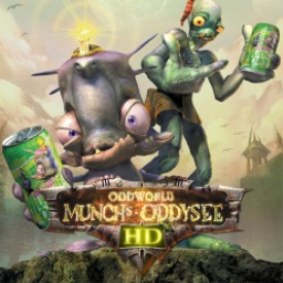 Oddworld: Munch's Oddysee HD (Vita)