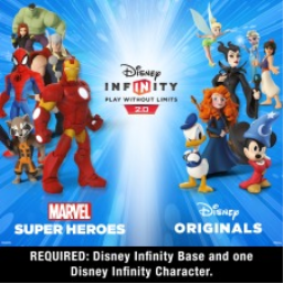 Disney Infinity: Marvel Super Heroes - 2.0 Edition (Vita)