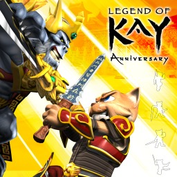 Legend of Kay - Anniversary (PS3)