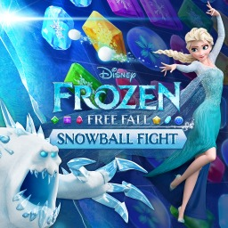 Frozen Free Fall: Snowball Fight (PS3)