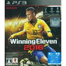 Pro Evolution Soccer 2016 (JP) (PS3)