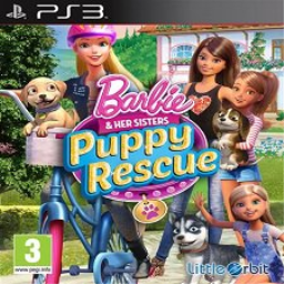 Barbie and Her Sisters Puppy Rescue (EU)