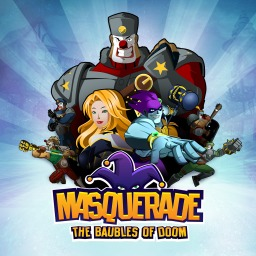 Masquerade: The Baubles of Doom (PS3)