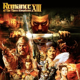 Romance of the Three Kingdoms XIII (EU)
