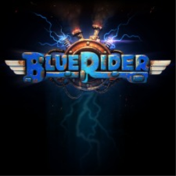 Blue Rider (3D)