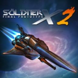Söldner-X 2: Final Prototype (Physical) (Vita)
